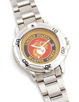 Marine face watch